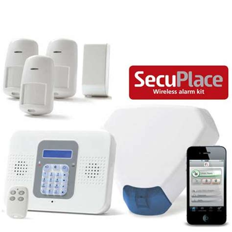 secuplace wireless smart home alarm installation