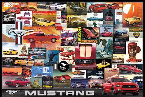 Kitchener Web Design Ford Mustang Vintage Ads Athena Posters