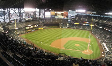 comerica park section 333 safeco field panoramas cook sons baseball adventures