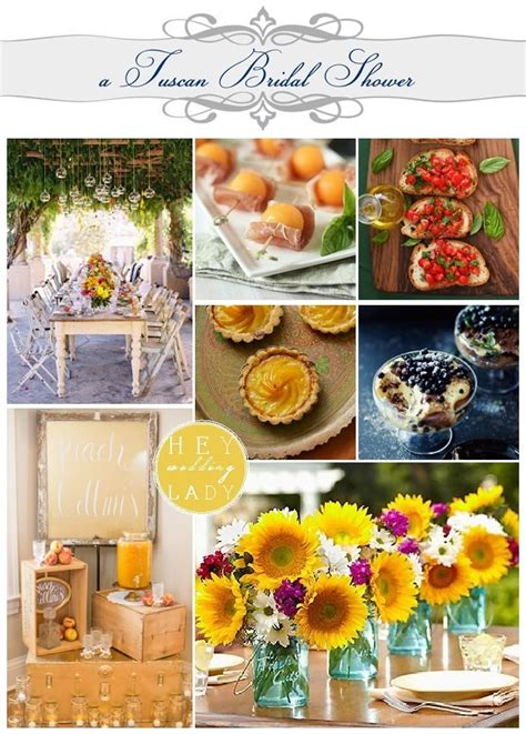 Sunflower Themed Bridal Shower Ideas by 1000 Ideas About Sunflower Bridal Showers On
