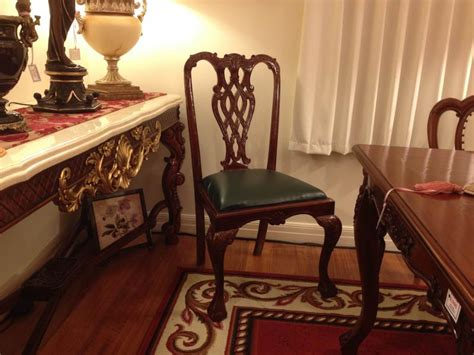 Reproduction Dining Room Furniture by Antique Reproduction Dining Chairs Classiques En Furniture