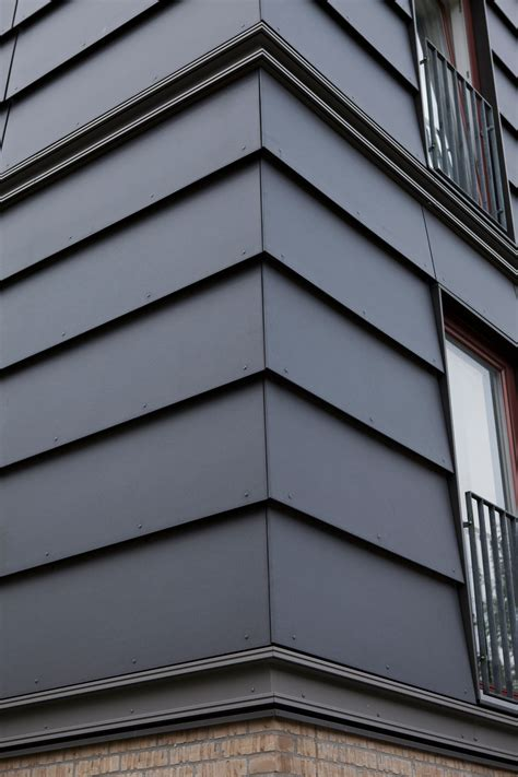 shiplap wall cladding equitone natura panels in shiplap corner detail