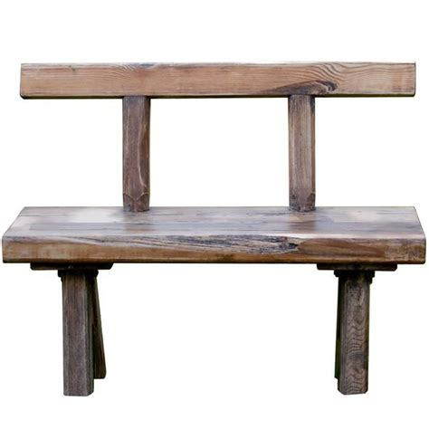 rustic wood benches for sale primitive antique rustic bench for sale at 1stdibs