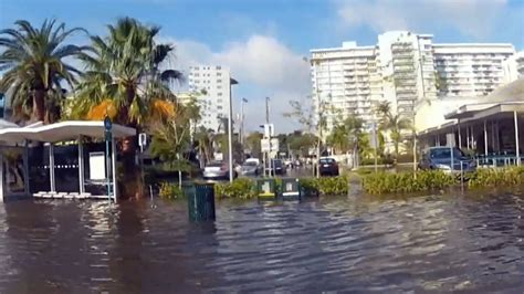how fast is florida sinking south florida s rising seas sea level rise documentary