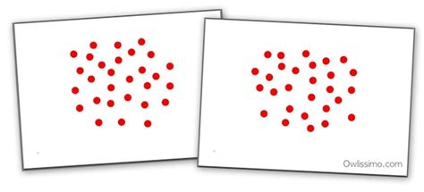 random number cards printable free printable number flashcards with dots number