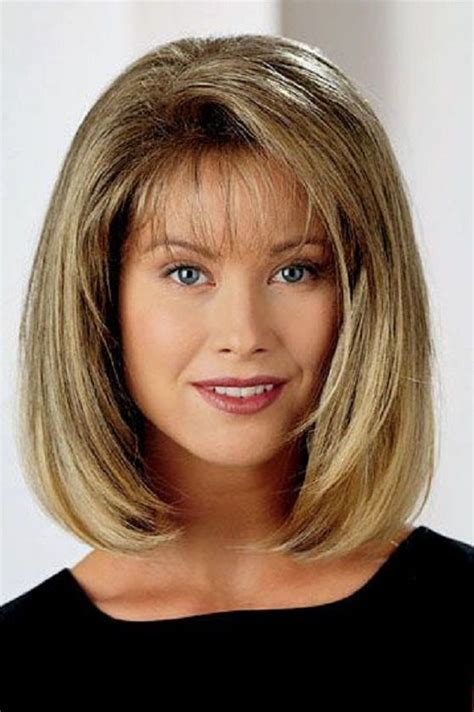 hairstyles bobs medium length medium length bob haircuts hair pinterest medium