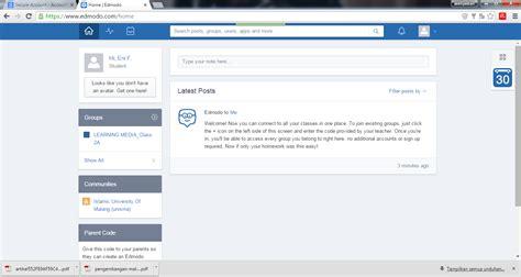 edmodo dan facebook axellya s blog cara membuat akun edmodo mudah dan praktis