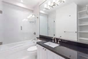 west 36th new home contemporary bathroom vancouver