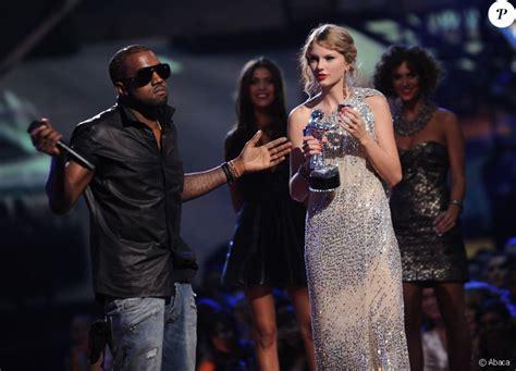 taylor swift video awards kanye west kanye west et taylor swift aux mtv video music awards 2009