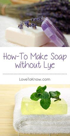 Handmade Soap Without Lye - the world s catalog of ideas