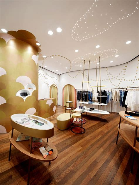 boutique store branding in shaghai commercial interior