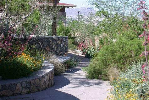Botanical Garden El Paso Chihuahuan Desert Gardens Destination El Paso El Paso