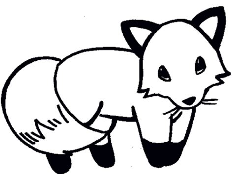 imagenes para dibujar de zorros fox coloring contest entry on scratch