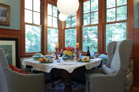 Houzz Dining Room Windows My Houzz A Multifunctional Dining Room Transitional