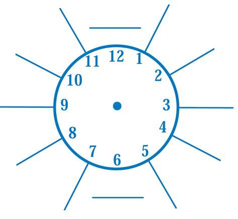printable clock partners reading strategies clock buddies