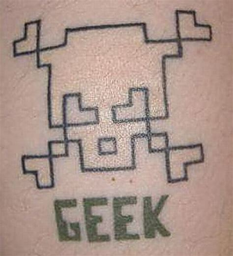 technology tattoos specially for technology