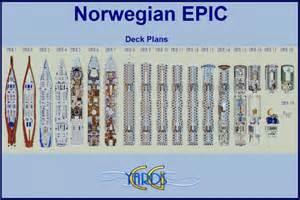Norwegian Epic Floor Plan by Norwegian Epic 1 1 Scale Replica Full Interior