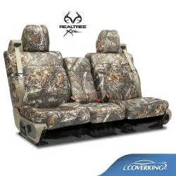 Realtree Seat Covers For Truck Coverking Neosupreme Realtree Xtra Camo Front Seat Covers