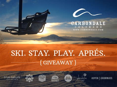 Ski Giveaway - ski stay play apr 233 s giveaway carbondale chamber of commerce