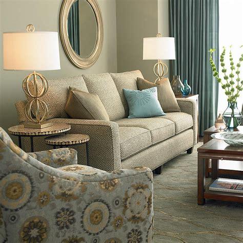 bassett custom sofa bassett 4000 72f custom uph townhouse sofa discount