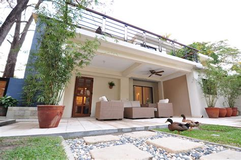 House Exterior Design Pictures Philippines Tropical Modern Home In Subic Bay Philippines