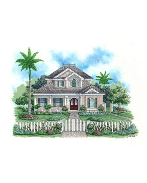 amazingplans house plan g2 3379 key west country