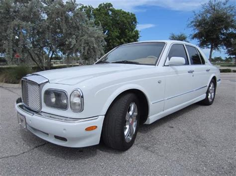 2000 bentley arnage 2000 bentley arnage for sale classiccars com cc 935014