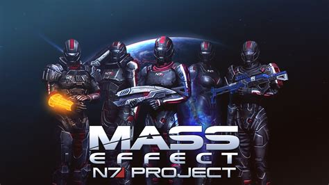 N7 Mass Effect mass effect n7 project mod for battle for middle earth ii