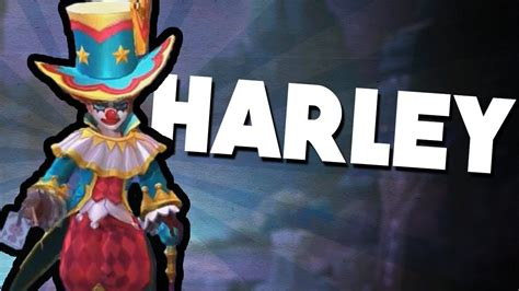 mobile legends harley new harley skin looks so creepy voice first look