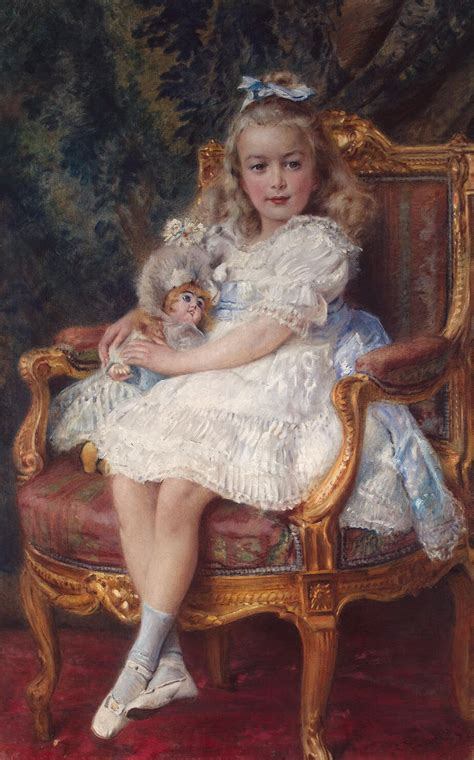 painting of princess portrait of grand princess nikolayevna painting