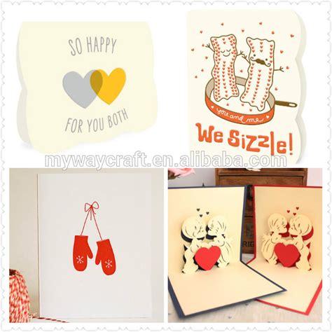 Decorative Cards Handmade - exquisite customized decorative luxury 3d handmade