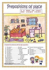 1000 ideas about preposition activities on pinterest