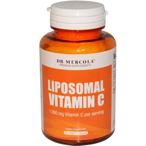 7 Delicious Foods With Vitamin C by Dr Mercola Liposomal Vitamin C 1 000 Mg 60 Licaps