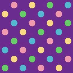 colorful polka dots pattern free clip