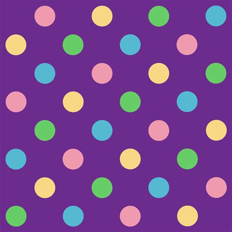 cute pattern clipart cute colorful polka dots pattern free clip art