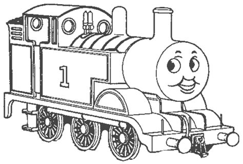 thomas coloring pages free printable thomas and friends coloring pages