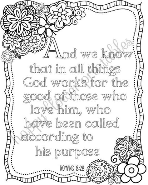 Romans 8 Coloring Page by Image Result For Romans 8 28 Coloring Page Sunday School