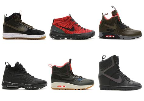 nike winter boots nike lunar 1 duckboot sneakernews