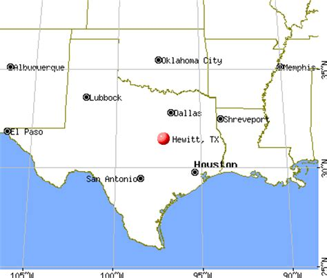 hewitt texas map hewitt texas tx profile population maps real estate averages homes statistics