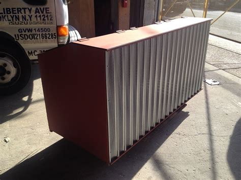 commercial steel garbage bins