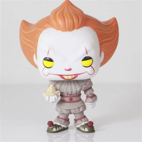 Funko Pop It 2017 Pennywise With Boat Funkopop Vinyl On Quot Funko Pop It 2017
