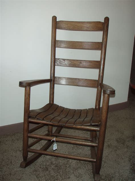 antique back rocking chairs antique slat back rocking chair for sale antiques