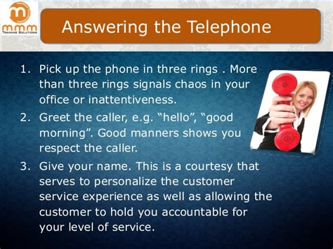 7 Work Etiquette Tips by Telephone Etiquette In The Workplace Pictures To Pin On