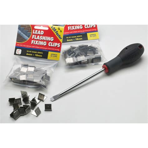 Blm Plumbing by Blm Lead Clip Pack 50