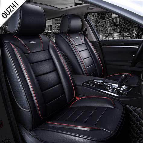 brown leather car seat covers aliexpress buy brown beige black brand designer