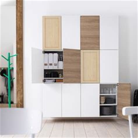 Ikea Dining Room Wall Cabinets Stenstorp Kitchen Cart White Oak More Small Spaces Ideas