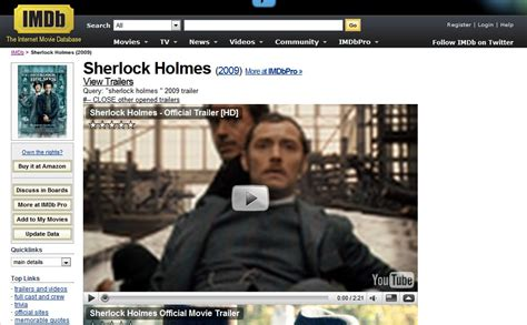youtube videos news and tips ghacks technology news watch youtube movie trailers on imdb ghacks tech news