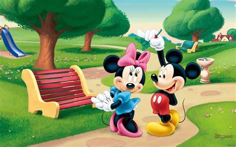 mickey  minnie mouse cartoon hd wallpaper  ipad