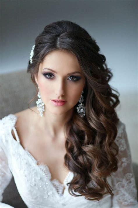 Wedding Hair Up At One Side by 101 Chic Side Swept Hairstyles To Help You Look Younger
