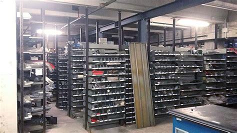 scaffali in ferro usati scaffalature metalliche e soppalchi industriali in ferro